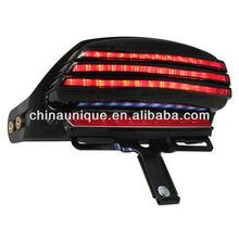 Integrated LED Tri-Bar fender motorcycle back light for 2007-2013 Harley Davidson