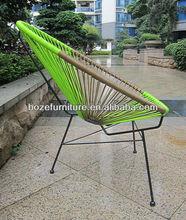 Outdoor Artificial Rattan Chair Furniture/ Wicker Garden Chairs
