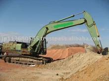 Used excavator CAT E200B