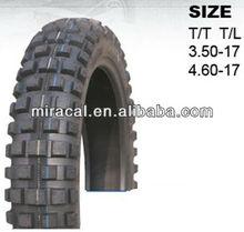 Buy Motorcycle Tyre/Tire 4.60-17 Motorcycle Tyre 460-17