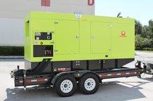 505 kW Volvo Powered Diesel Generator