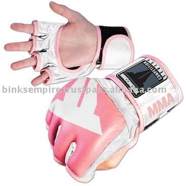 Kemuri Haretsu, Konoha Genin Pink_mma_gloves
