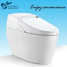 Best bathroom design one piece toilet bowl for hotel