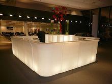 lighted hotel nigtclub bar