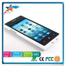 4'' Touch Screen L920 MTK6515 Dual SIM Cellulare Phones