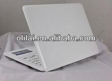 """13.3"""" Laptop/Notebook , Metal alloy housing , ATOM D525 CPU"""