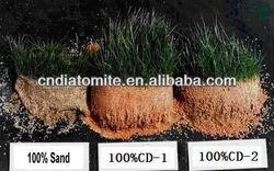 FINE ORGANIC DIATOMACEOUS EARTH SOIL & TURF CONDITIONER AMENDMENT