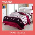 تصميم جديد جميلة الحب أنيقة 2013 صورة ملونة تشجيانغ الكروشيه القطن يغطي السرير