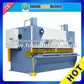 Hidráulico máquina de corte máquina de corte máquina de corte da guilhotina hidráulica CNC guilhotina hidráulica