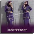 vente en gros des vêtements de mode hijab transend