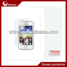 High quality diamond screen protector film for Samsung Galaxy Ace duos S6802
