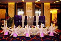 2012 New Brand Romantic illuminated stage decoration star/party supply/stage decoration star