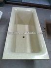 Acrylic Solid Surface Bathtub Artifical Bath Tub