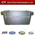 Vendita calda alluminio ad alte prestazioni radiatore automobilistico/auto intercooler universale