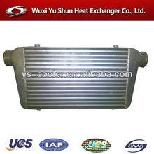 hot selling high performance aluminum automotive radiator / auto universal intercooler