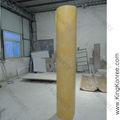 250mm translucide. pipe, tube translucide, translucide. colonnes