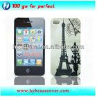 Custom PC phone case for apple iphone4/4s