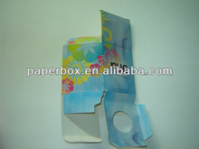 Card Box with Inner Layer for Cosmetic Product