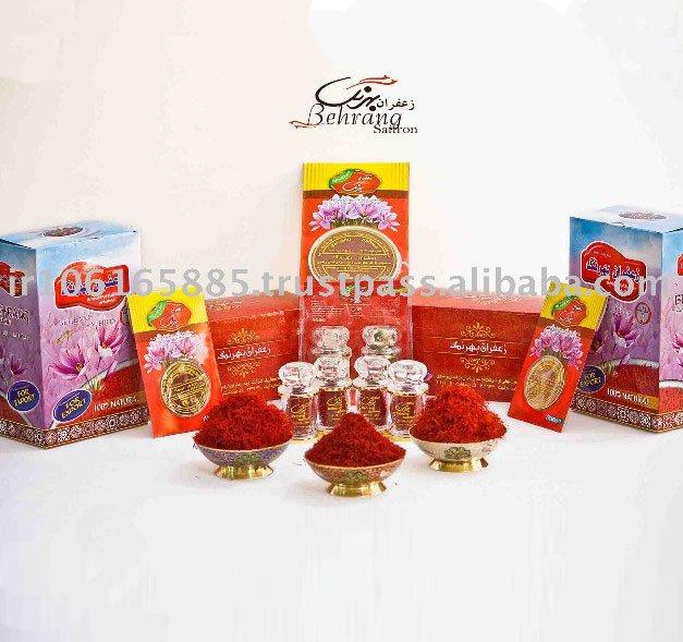 Iran Behrang Saffron Cheap Spices