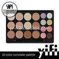 Maquiagem distribuidor! 20 cor de corretivo paleta blush ocultável vest balísticos