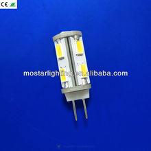 Halogen/LED crystal spotlight G4 downlight