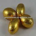 folyo sarılı yumurtaları çikolatalı
