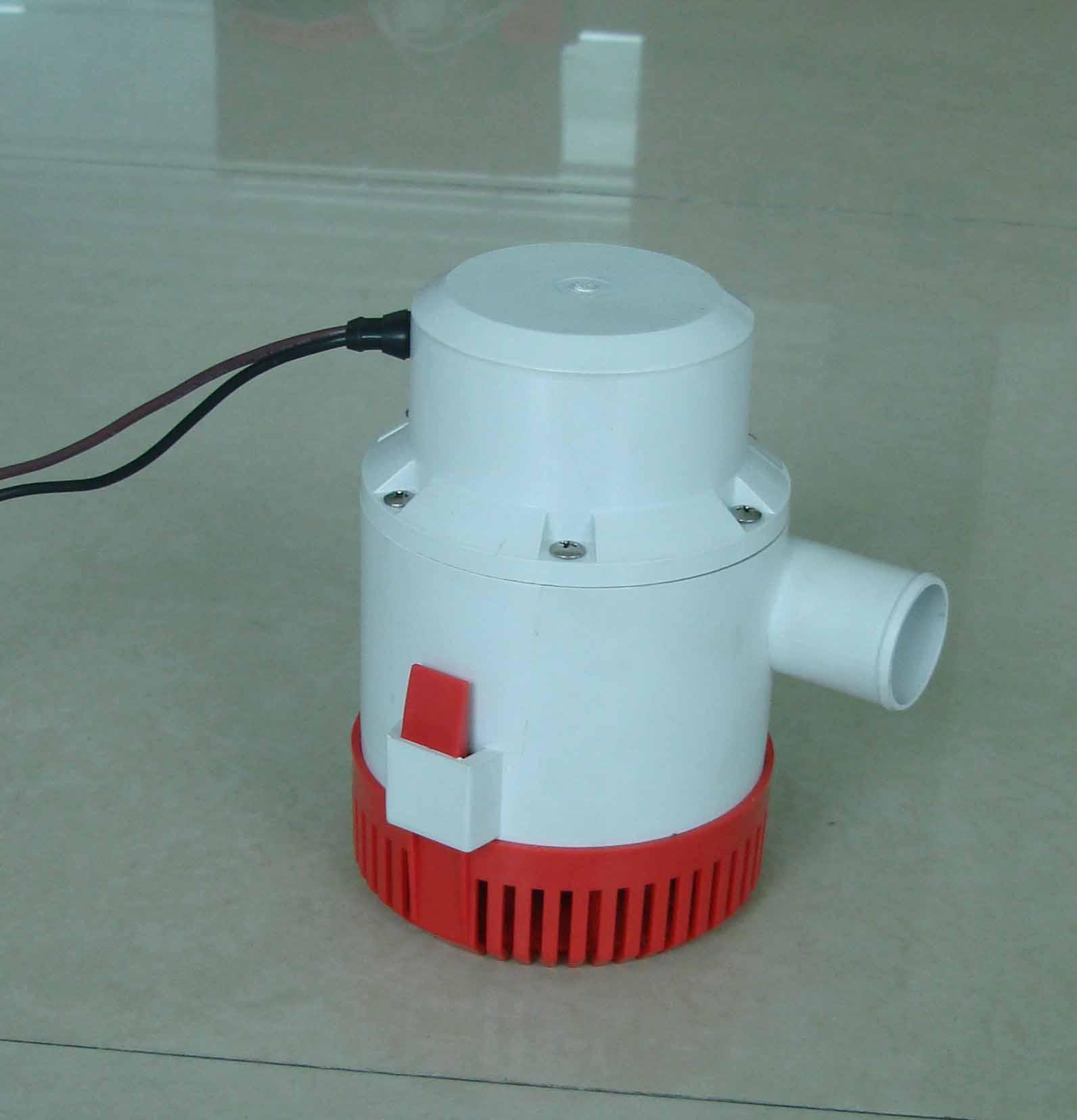Bilge Pump: Bilge Pump Outlet