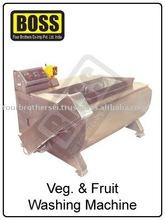 VEGETABLE AND FRUIT WASHING MACHINE TILTING TYPE