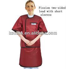 lead free apron heat protective apron radiation protection lead glass