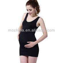 Seamless women Maternity Tops
