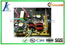 consumer electronic pcba assembly.power cored pcba connector. high voltage pcba product