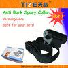 Anti bark spray collar TZ-PET805A Remote control citronella spray collar