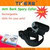 Dog Spray Bark Stop Trainer Dog Anti Bark Spray Collar TZ-PET805A