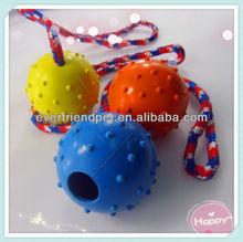 dog toys bouncing ball