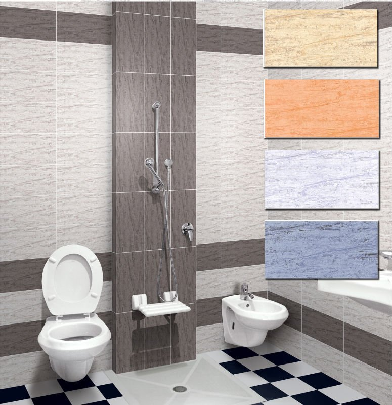 Simple Ceramic Tiles Price Square Meter Bathroom Wall Tile Designs Tile