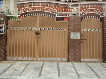 Iron gates buy main iron gate product on for Single gate designs for homes