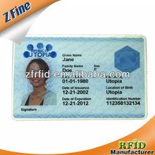 TK4100 Employee ID Card
