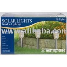 Westinghouse Solar Garden Lights - 16 Lights