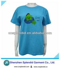 Modern customer's t-shirt shops