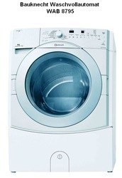 Bauknecht (Whirlpool) Washing Machine
