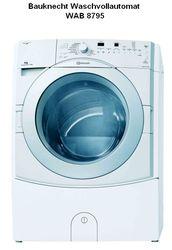 Bauknecht (Whirlpool) Washing Machine