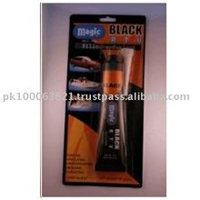 Magic B-85 High- Temp Black Concrete Silicone Sealant