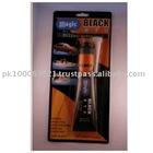 Magic B-85 High- Temp Black Silicone Adhesive Glue