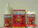 ONE-der Mosquito Repellent Patch/ Spray / Cream