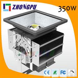 350W led high bay light led flood light 1000w led bay ztl