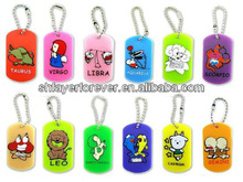 Eco-Friendly Good Quality Cheap Silicone Dog Tag