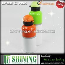 LFTB Food Grade Aluminium bottle 400ML