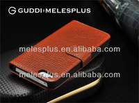 """for iphone 5"""" case ,genuine leather case .retro leather case for iphone5/5g"""