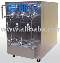 Continuous Machine for Triple Tastes