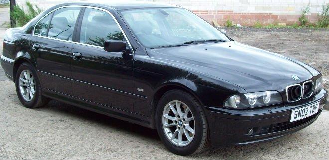 Bmw 530d Se. BMW 530D SE